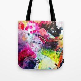 Deer Whisper Tote Bag