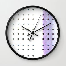 dots s ss Wall Clock