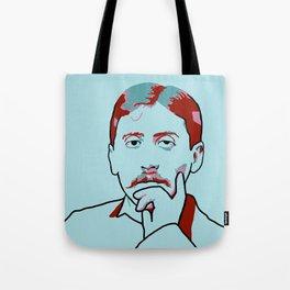 Marcel Proust Tote Bag