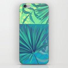 soft tropic iPhone & iPod Skin