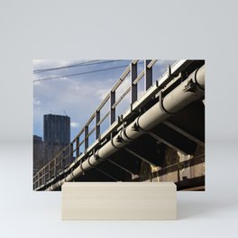 Under the Bridge Mini Art Print