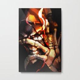 Overlord Metal Print