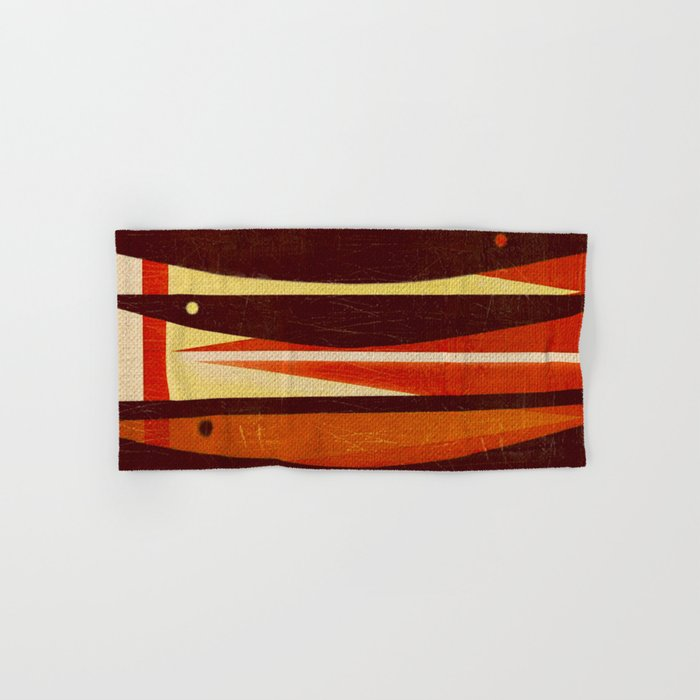 Needlefish  Hand & Bath Towel