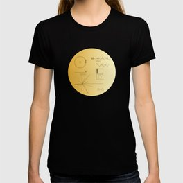 Voyager 1 Golden Record #2 T-shirt