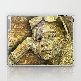 Far Away Eyes Laptop & iPad Skin
