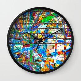 Fimbis (Goldberg Variations #23) Wall Clock