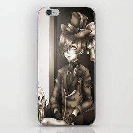 Ciel Phantomhive - The Queen's Watchdog iPhone Skin