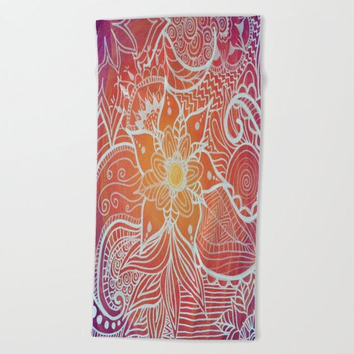 SunTangle Beach Towel