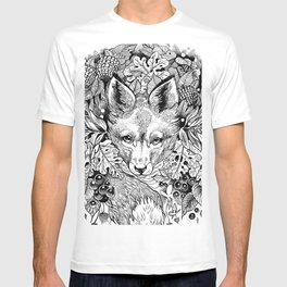 hidden fox T-shirt