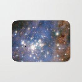 Star cluster Trumpler 14 in the Milky Way (NASA/ESA Hubble Space Telescope) Bath Mat