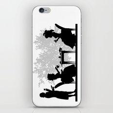 Rokoko Style iPhone & iPod Skin