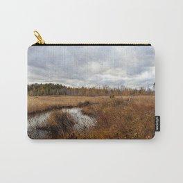 autumn marsh Carry-All Pouch