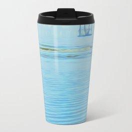 Time Passing Travel Mug