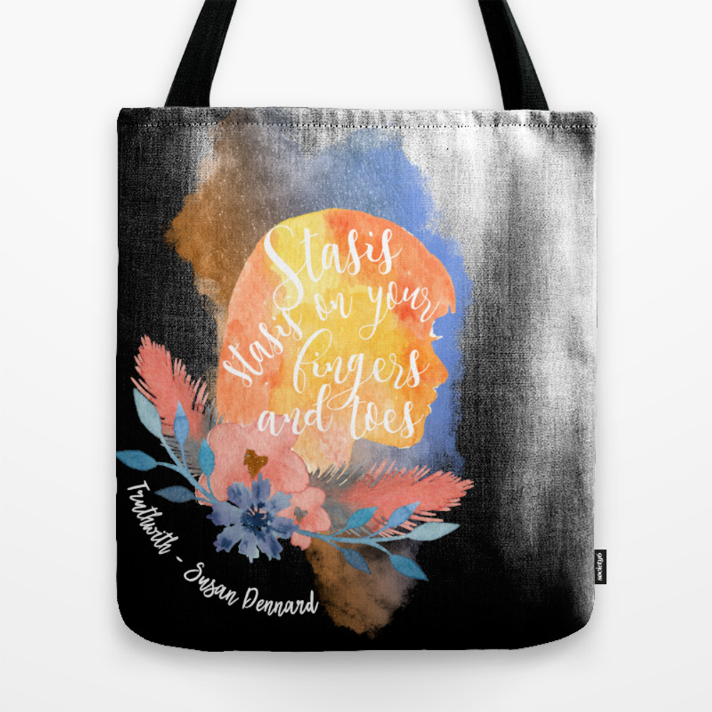 Iseult - Truthwitch Tote Bag by Fandomshirtsph TBG9042063