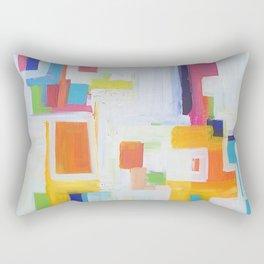 WHERE DO THE CHiLDREN PLAY? Rectangular Pillow