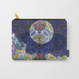Hovering Moonscape Carry-All Pouch