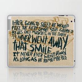 RIP Ray Bradbury Laptop & iPad Skin