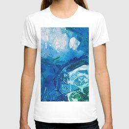 Deep Blue Ocean Life T-shirt