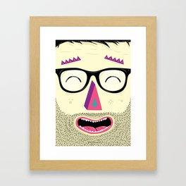 MauMau Framed Art Print