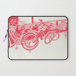 On Paper: Tokyo Bicycles Laptop Sleeve