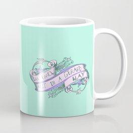 Im emo in a gerard way Coffee Mug