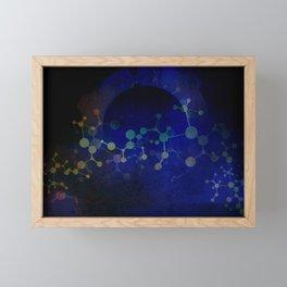 Jumpgate Framed Mini Art Print