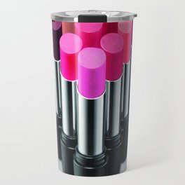 Beauty Boss Lipstick Cosmetics Makeup Travel Mug