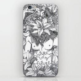 Suture up your future iPhone Skin