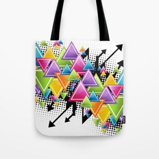 Vector Funk!  Tote Bag