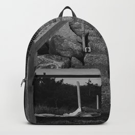 Cape Cod Stairs Backpack