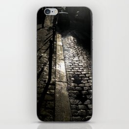 Street In Paris iPhone Skin