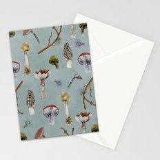 Mushroom Forest Party Stationery Cards