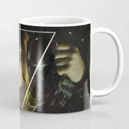 Spellcaster and Her Umbrawave Coffee Mug