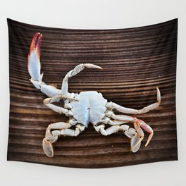 Crabby Wall Tapestry