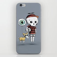 Skull Kid iPhone & iPod Skin