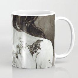 Over my Skin #1 Coffee Mug