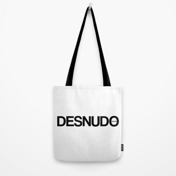 Desnudo Black Tote Bag