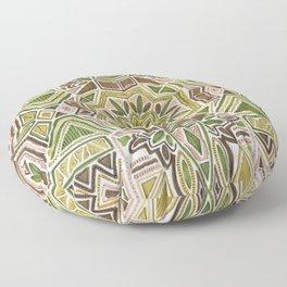 Earth Tapestry Floor Pillow