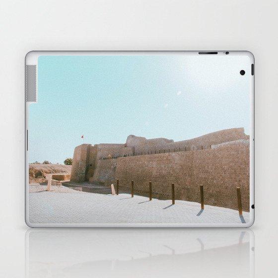 Bahrain Fort Laptop & iPad Skin by fatoom27