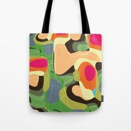 Topic Tropic Tote Bag