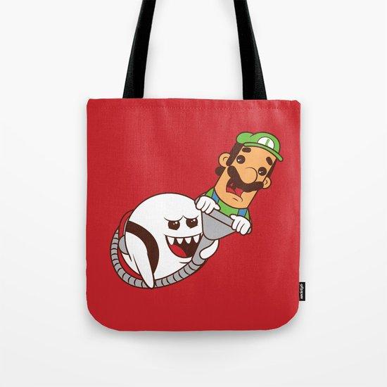 Boo's revenge Tote Bag
