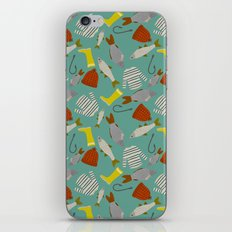 Fisherman iPhone Skin
