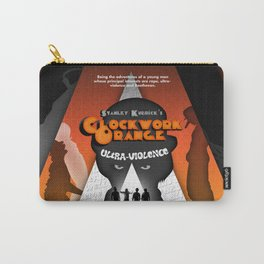 A Clockwork Orange Carry-All Pouch