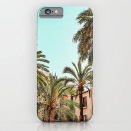 Spanish Village iPhone Case