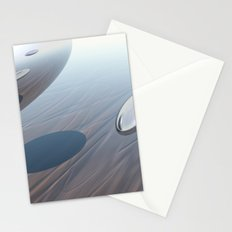 Escaping Area 51 Stationery Cards