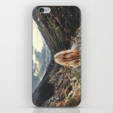 The storms come this way iPhone & iPod Skin