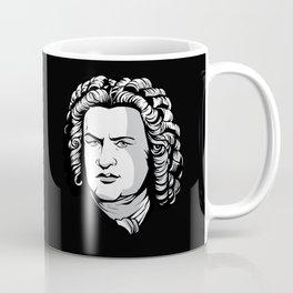 Bach Portrait Coffee Mug