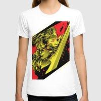 metal gear T-shirts featuring Metal Gear Rising by Hypertwenty