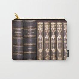 Johann Wolfgang von Goethe Prosaische und Poetische Werke Carry-All Pouch