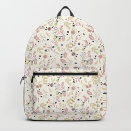 Beatrice Floral Backpack